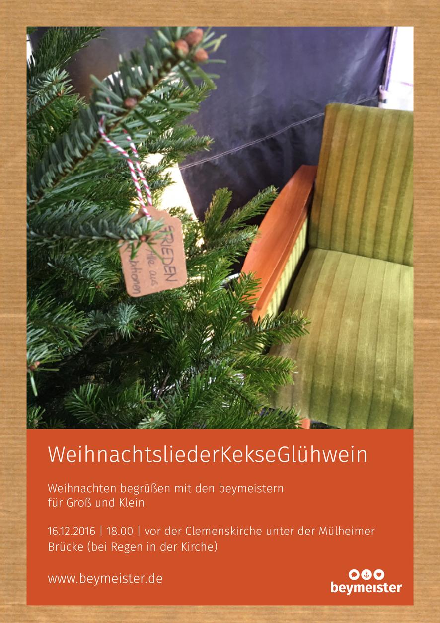 Weihnachtslieder Kirche.Weihnachtslieder Kekse Glühwein Die Beymeister